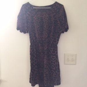 Madewell Dresses - Madewell Broadway & Broome Skywriter Silk Dress